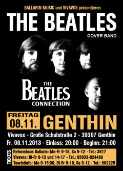 The Beatles Connection - live im Vivavox in Genthin