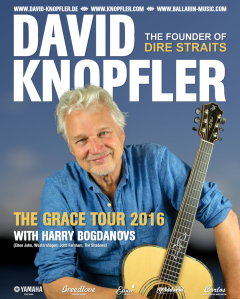 Dirk Ballarin Music David Knopfler Harry Bodganovs Dire Straits The Grace Tour Tournee