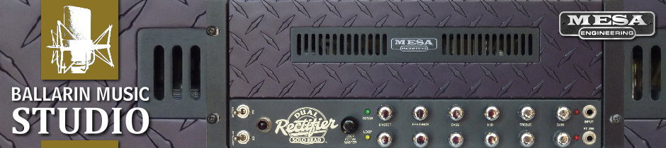 Mesa Boogie Dual Rectifier 2 CH Channel